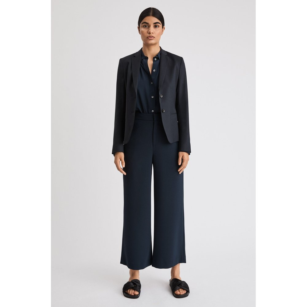 Filippa K BLACK Jackie Cool Wool Blazer Filippa K