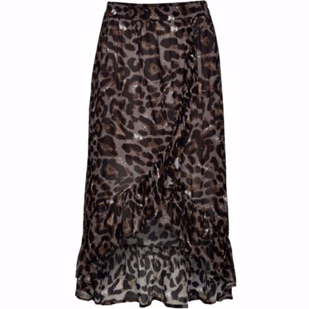 SKIRT LEOPARDNEDERDEL