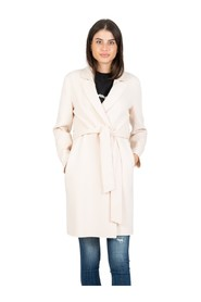 Pure skin cloth coat