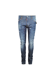 Dsquared Jeansy Tidy Biker