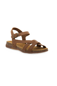 SANDALS CUOIO 40OMEI