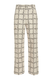 J.W.Anderson Trousers White