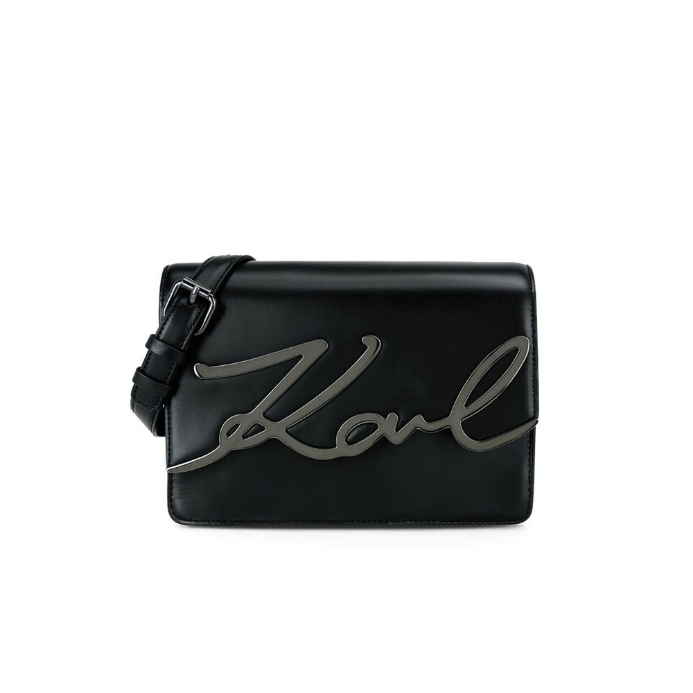 K/SIGNATURE CROSSBODY BAG