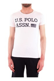 U.S. POLO ASSN. 51984-47282 T-SHIRT Men WHITE