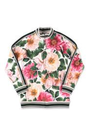 Power Pastell bomulls camellia tröja
