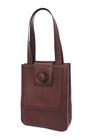 Must de Cartier Leather Tote Bag