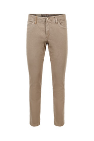 Sand Hansen&Jacob Five Pkt CutnSew Slim-fit Jeans