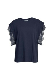 T-shirt ZOLLYWOOD with Lace