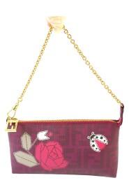 Flerfärgad handväska