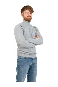Wool and cashmere turtleneck