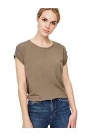 Ava Plain Bluse
