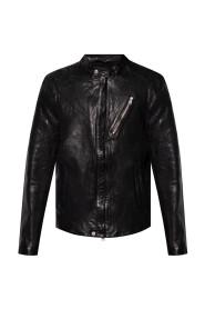 Floyd leather jacket