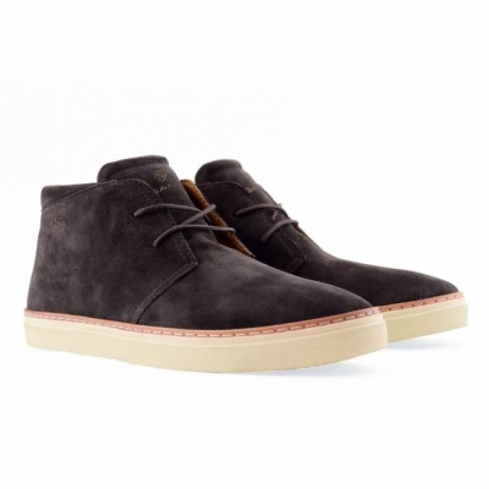 Bari veterschoenen bruin | 19643967 | Gant | Laarzen | Herenschoenen