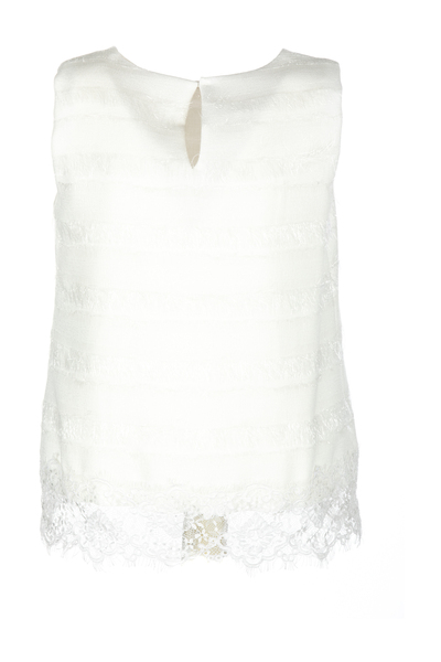 White top Monnalisa Hauts