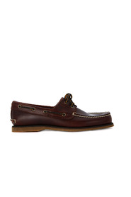 CLS2I BOAT ROOTBEER LOAFERS