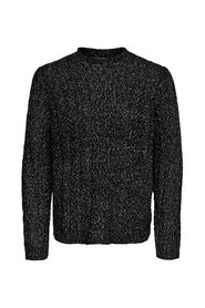 Knitted Pullover Cable