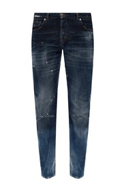 'Sid' Distressed Jeans