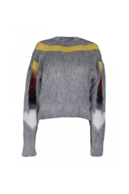 Fuzzy Arrow sweater