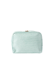 Lulu`s Toilet bag-dark Mint hv - sminkepung