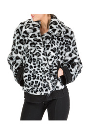 faux fur jacket women  love me wild