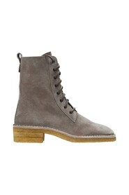 Edith Lace Up Ankle Boots