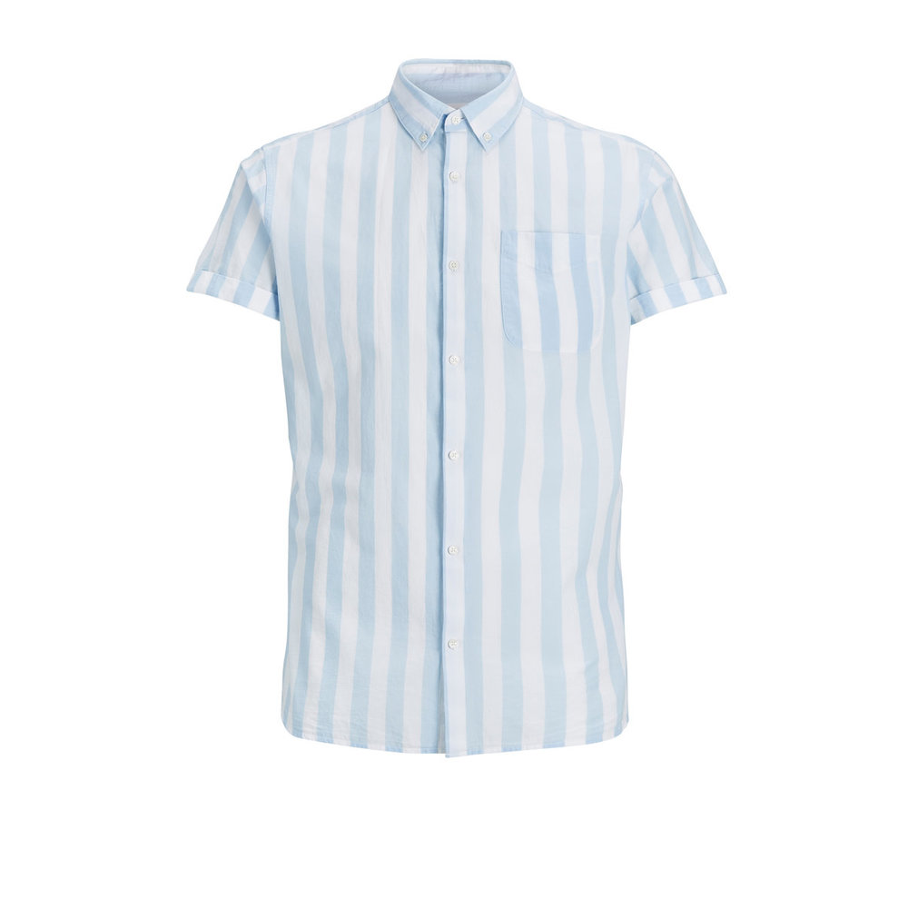 Short sleeved shirt Striped