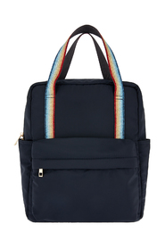 Navy Accessorize Zoe Rainbow Strap Ba Acc Bags Bags Day