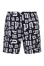Swim shorts med logo