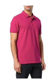 Hugo Boss Pallas men's polo shirt - fuchsia, XL