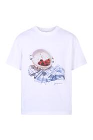 Trykte t-shirt