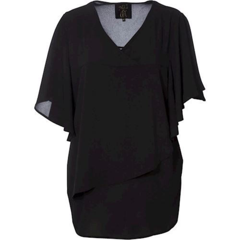 Bluse Batwing