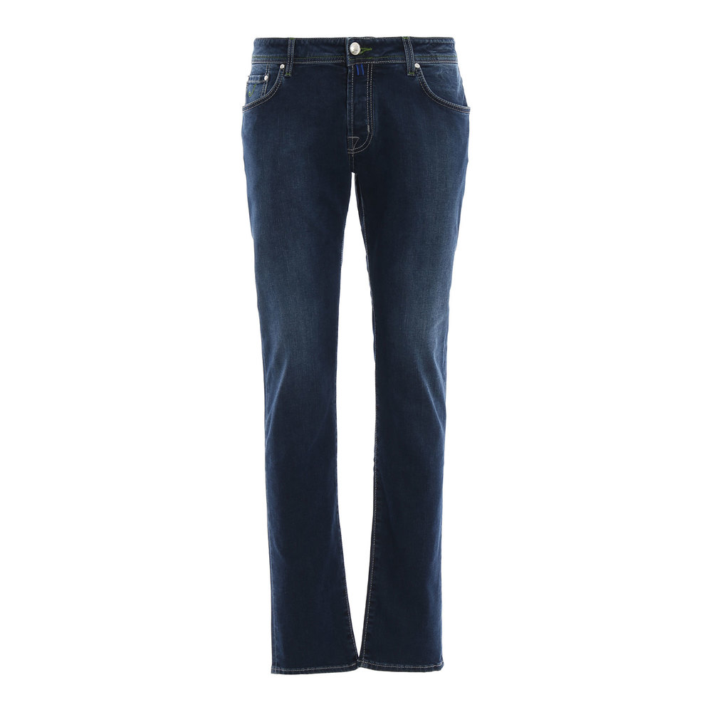 STRETCH DENIM SLIM BUKSE