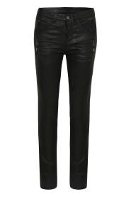 Bibiana Coated Jeans