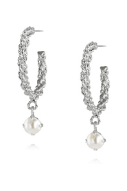 Elena Pearl  Earrings