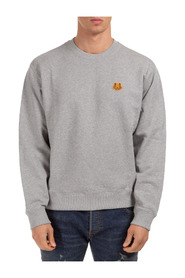 men's sweatshirt sweat  tiger crest