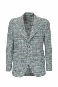 Jacket With Pattern