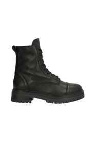 BOOTS OMNIO LEYTON COMBAT MID LEATHER