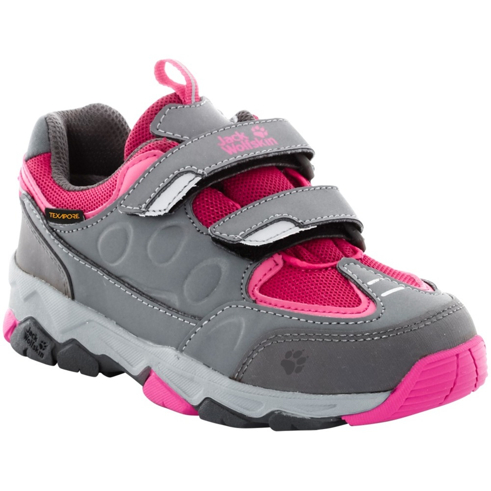 JACK WOLFSKIN MOUNTAIN ATTACK 2 TEXAPORE LOW VC