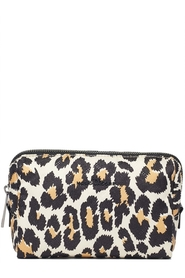 The Leopard Beauty Pouch