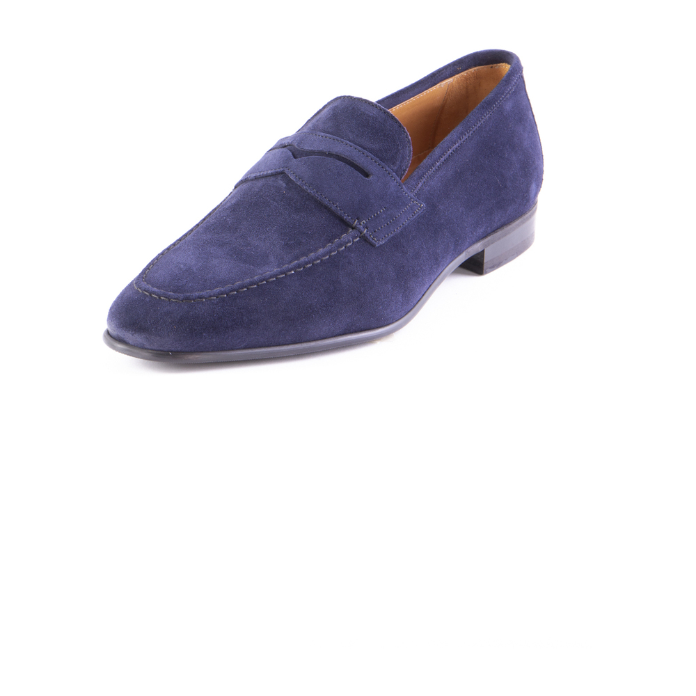 Blue loafers | Berwick | Loafers | Men's shoes