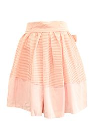 Short Moon Pastel Pink Skirt