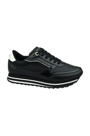 Tommy Hilfiger Tommy Retro Branded Sneaker FW0FW04305-990