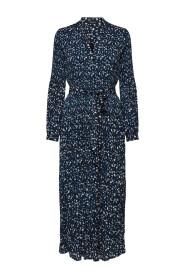 Metha-Poppy lång klänning