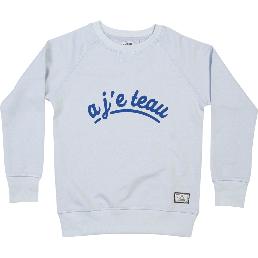A J'E TEAU KIDS SWEATER