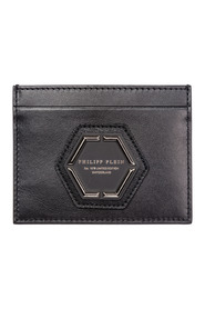 men's genuine leather credit card case holder wallet PP1978