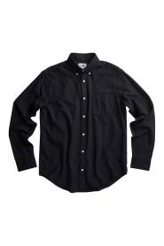 Sort Nn07 Levon Regular 5159 Skjorte