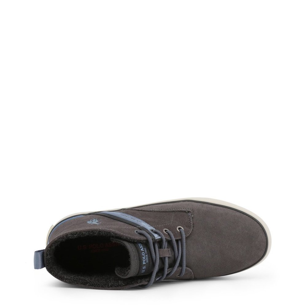 gray sneakers ANSON7105W9_S1 | U.S. Polo Assn. | Sneakers | Herenschoenen