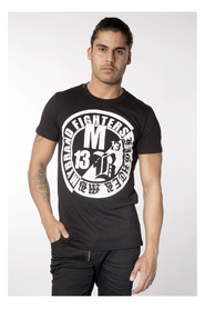 Fighters White Logo t-shirt