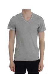 Modal Stretch V-neck Underwear T-shirt