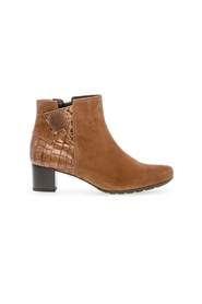 ankle boot 52.822.41 suede